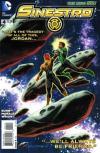 Sinestro #4 comic books for sale