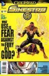 Sinestro #6 comic books for sale