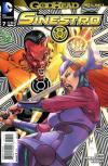 Sinestro #7 comic books for sale