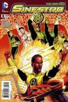 Sinestro #9 comic books for sale