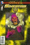 Sinestro: Futures End Comic Books. Sinestro: Futures End Comics.