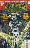 Skeleton Warriors Comic Books. Skeleton Warriors Comics.