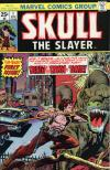Skull: The Slayer # comic book complete sets Skull: The Slayer # comic books