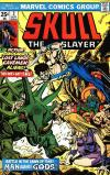 Skull: The Slayer #2 comic books for sale