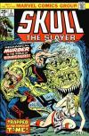 Skull: The Slayer #3 comic books for sale