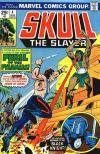 Skull: The Slayer #4 comic books for sale