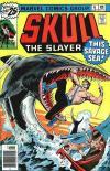 Skull: The Slayer #6 comic books for sale