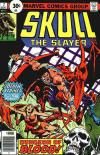 Skull: The Slayer #7 comic books for sale