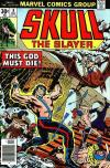 Skull: The Slayer #8 comic books for sale