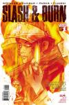 Slash & Burn Comic Books. Slash & Burn Comics.