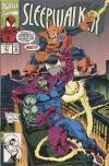 Sleepwalker #21 comic books for sale