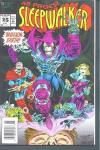 Sleepwalker #25 comic books for sale