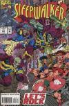 Sleepwalker #27 comic books for sale