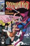 Sleepwalker #4 comic books for sale