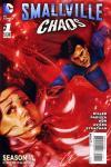 Smallville: Chaos comic books