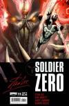 Soldier Zero #11 comic books for sale
