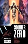 Soldier Zero #12 comic books for sale