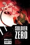 Soldier Zero #8 comic books for sale