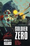 Soldier Zero #9 comic books for sale