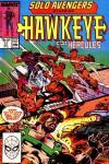 Solo Avengers #11 comic books for sale