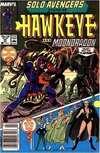 Solo Avengers #20 comic books for sale