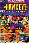 Solo Avengers #4 comic books for sale
