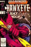 Solo Avengers #7 comic books for sale