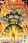 Solomon Grundy #5 comic books for sale