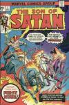Son of Satan # comic book complete sets Son of Satan # comic books