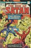 Son of Satan #3 comic books for sale
