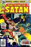 Son of Satan #4 comic books for sale