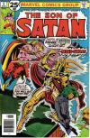 Son of Satan #5 comic books for sale