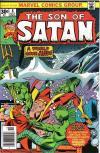 Son of Satan #6 comic books for sale
