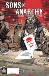 Sons of Anarchy #17 comic books for sale