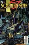 Sovereign Seven #2 comic books for sale