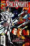 Spaceknights Comic Books. Spaceknights Comics.