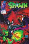 Spawn comic books