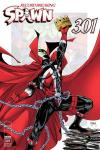 Spawn #301 Comic Books - Covers, Scans, Photos  in Spawn Comic Books - Covers, Scans, Gallery