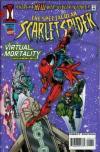 Spectacular Scarlet Spider Comic Books. Spectacular Scarlet Spider Comics.