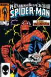 Spectacular Spider-Man #106 comic books for sale