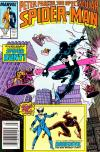 Spectacular Spider-Man #128 comic books for sale
