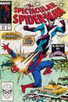 Spectacular Spider-Man #144 comic books for sale