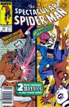Spectacular Spider-Man #153 comic books for sale