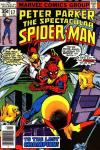 Spectacular Spider-Man #17 comic books for sale