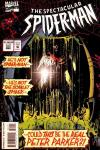 Spectacular Spider-Man #222 comic books for sale