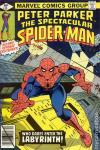 Spectacular Spider-Man #35 comic books for sale