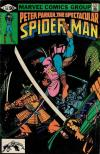 Spectacular Spider-Man #54 comic books for sale