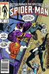 Spectacular Spider-Man #93 comic books for sale