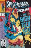 Spider-Man 2099 #2 comic books for sale