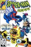 Spider-Man 2099 #4 comic books for sale